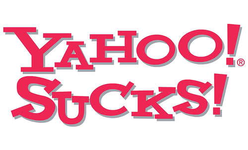 Yahoo doesn't care about their users.