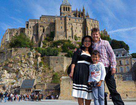 Vakantie in Frankrijk 2016