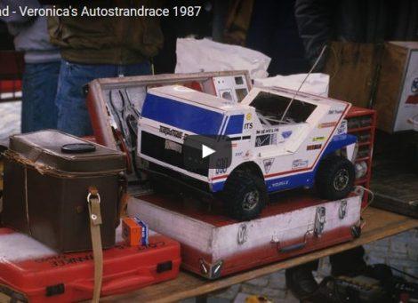 Veronica's Autostrandrace in 1987