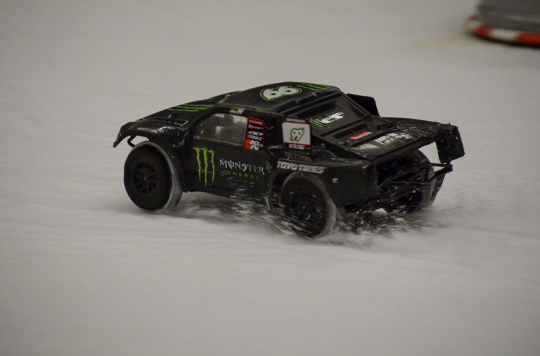 RC Ice racing (ERCE)