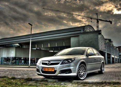 Opel Vectra - Foto's