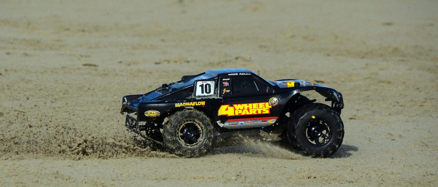 Lorenzo's Traxxas Slash Ultimate 4×4